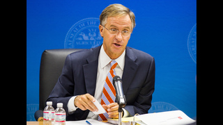 Questions surround Gov. Bill Haslam