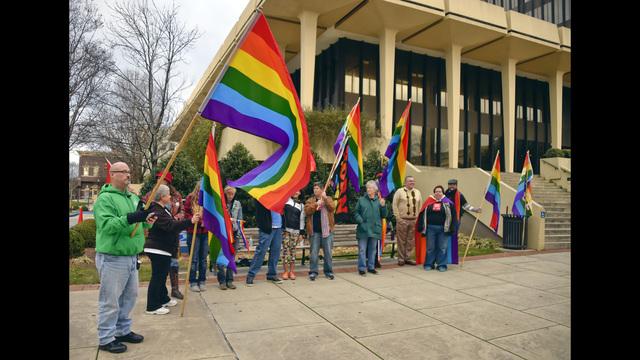 Federal judge blocks Mississippi's severely anti-LGBTI law