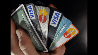 New chip credit cards slow to catch on