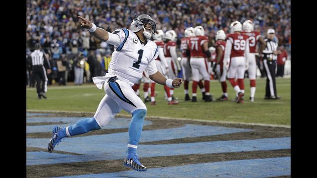 Super Bowl 50: Carolina Panthers favorites over Denver Broncos