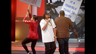 Image Awards open with rap on diversity snubs of other shows