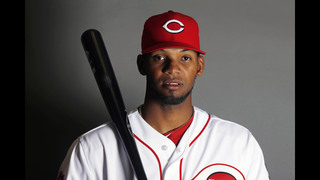 Reds outfield prospect Duran suspended for positive test