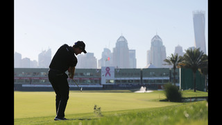 Willett leads in Dubai after third round