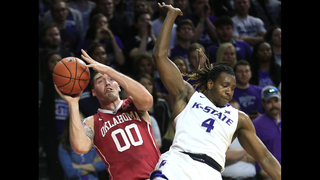 Kansas State upsets top-ranked Oklahoma, 80-69