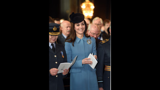 Duchess of Cambridge: Support children