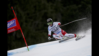Lara Gut wins Super-G World Cup race, Vonn 3rd
