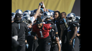 Teammates, coaches say Cam Newton