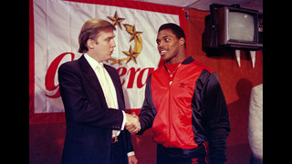 How Donald Trump, with pizazz and bluster, took on the NFL
