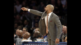 Knicks fire coach Derek Fisher; Rambis interim head coach