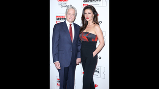 Michael Douglas among film stars honored by AARP