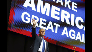 Trump aims for victory in NH after Iowa disappointment