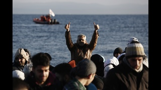 The Latest: Austria urges Balkans to reduce migrant influx