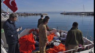 The Latest: IOM: 409 migrants die in Mediterranean in 2016