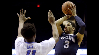Villanova cruises by DePaul 86-59 in 1st game as No. 1 team