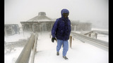 New England digs out from latest storm; snow in Mid-Atlantic