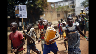 Central African Republic to go ahead with elections Sunday