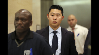 Jury to decide fate of NY officer in stairwell shooting case