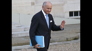 French foreign minister leaving to head Constitutional Court