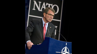 Carter expects NATO endorsement of anti-IS campaign plan
