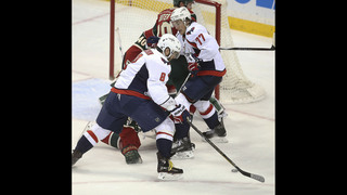 Ovechkin hat trick gives Capitals 4-3 road win against Wild