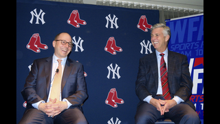 With Dombrowski in Boston, trades with Cashman could slow