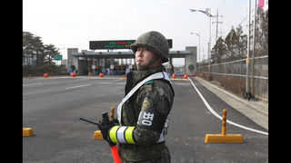 The Latest: S. Korea bolsters military along western border