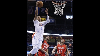 Thunder beat Pelicans; teams mourn Ingrid Williams