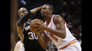 Bosh out of NBA All-Star Game due to calf injury