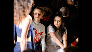 NY Fashion Week: Adam Selman is