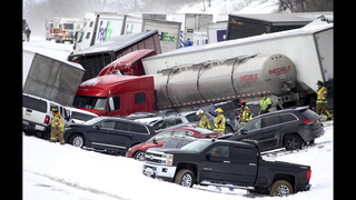 Multiple fatalities reported in big I-78 pileup