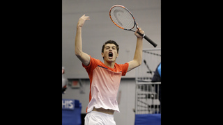 American teen Taylor Fritz reaches final in 3rd ATP event