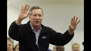 Allies of Bush, Kasich spar over military spending