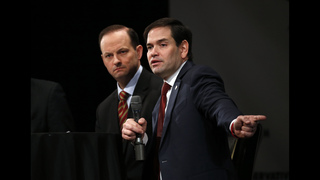 Rubio under pressure as Republicans debate in South Carolina