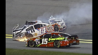 Denny Hamlin wins opening Daytona race for 3rd time
