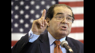 Justice Antonin Scalia, influential conservative, dead at 79