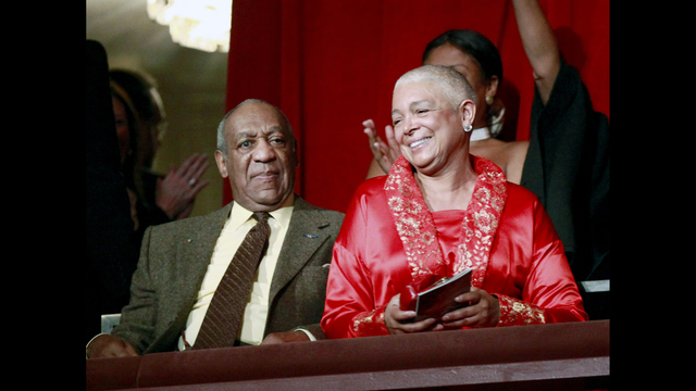 Bill Cosby's Wife Camille Cosby Arrives for Deposition