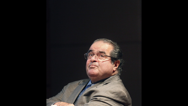 Sheriff was told he had no authority in Scalia death