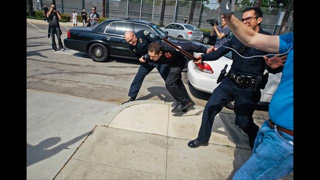 KKK Members Acted In Self-Defense In Anaheim Fight