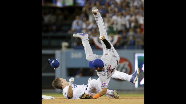 Major League Baseball drops suspension against Dodgers' Utley