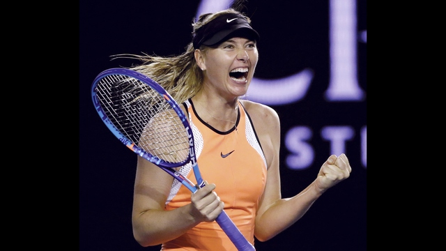 Murray has doubts about Sharapova's explanation for failed drugs test