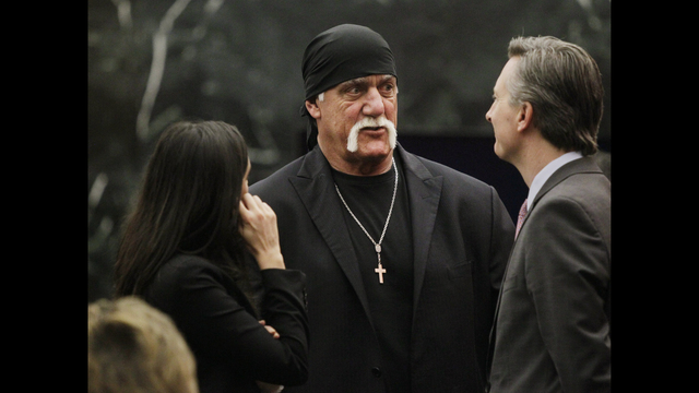 Hulk Hogan awarded $115m in Gawker sex tape trial