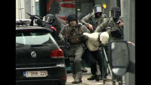 Paris Attacks Fugitive Salah Abdeslam Officially Charged In Belguim