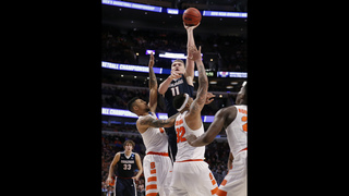 Syracuse edges Gonzaga 63-60 for spot in Elite 8