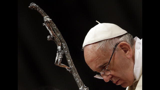 Pope Francis: Easter is 'a message of life for all humanity'