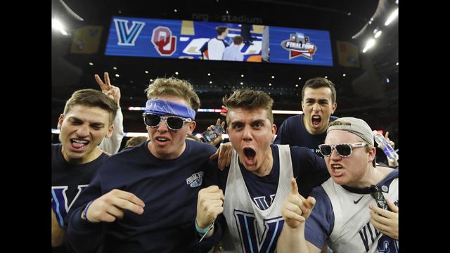 Villanova Beats UNC On Incredible Buzzer-Beater In NCAA Championship