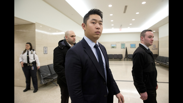 Ex-NYPD Cop Peter Liang Gets Probation For Killing Akai Gurley