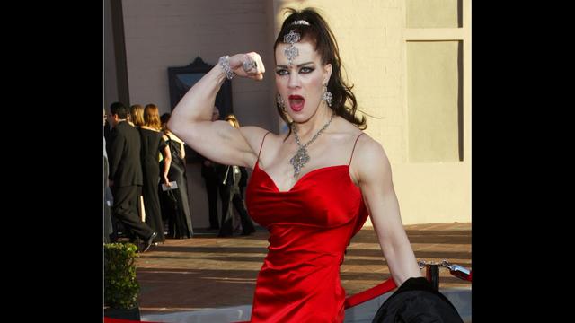 WWE star Chyna found dead at 45