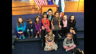 Capitol Hill Buzz: Ryan, Pelosi salute kids at work