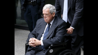 Wrestling Hall of Fame to reconsider Hastert