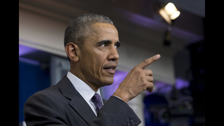 Rutgers reporter asks Obama for interview _ and gets it